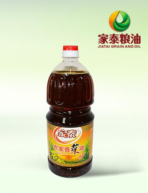 1.8L家泰农家香菜油(6瓶装)