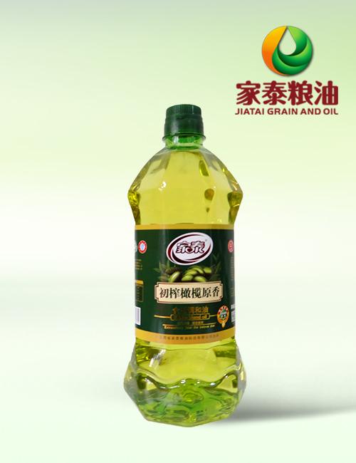 1.8L家泰橄榄原香食用调和油(6瓶装)