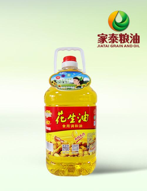 5L居家旺特制香食用调和油(4瓶装)