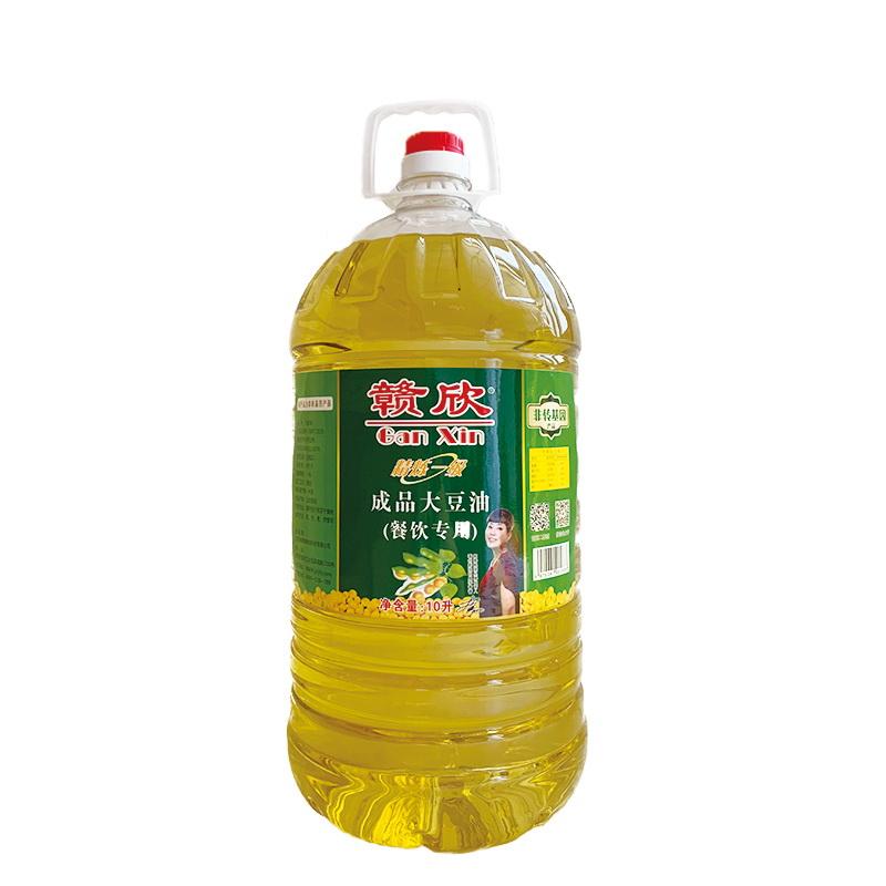 10升赣欣非转基因一级成品大豆油
