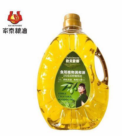 2.5升欧贝蒙娜橄榄食用植物调和油