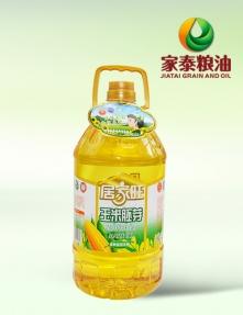 5L居家旺玉米胚芽食用调和油(4瓶装)
