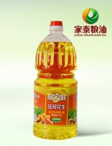 1.8L居家旺压榨花生调和油(6瓶装)