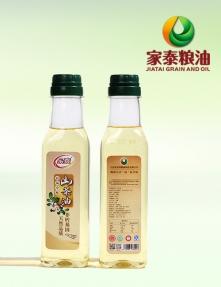 内蒙古230ML家泰低温冷榨茶油(压榨山茶油)