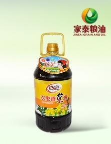 5L家泰农家香菜油(4瓶装)
