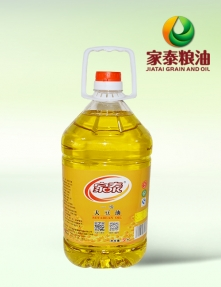5L家泰一级大豆油(4瓶装餐饮专用油)