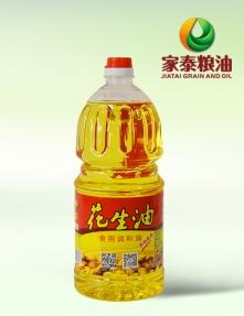 1.8L久久道道福吉特制香花生调和油(6瓶装)