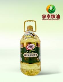 5L家泰初榨橄榄原香食用调和油(4瓶装)
