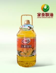 5L家泰玉米胚芽食用调和油(4瓶装)