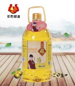 内蒙古5L久久道道福吉升级版玉米调和油