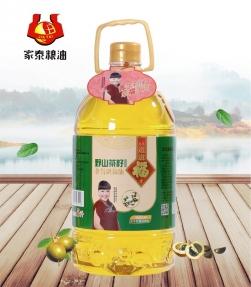5L久久道道福吉升级版茶籽调和油