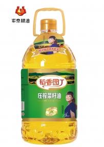 5L稻香园丁升级版万博体育登录app一级菜籽油