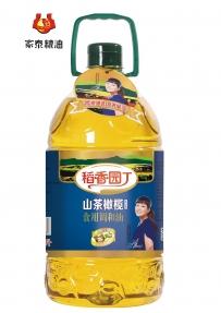 5L稻香园丁升级版山茶橄榄调和油