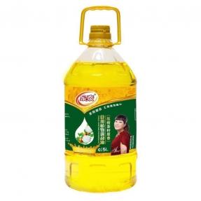 5L新万博官网manbet下载万博体育登录app茶籽食用植物调和油(4瓶装)