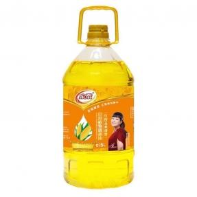 5L新万博官网manbet下载万博体育登录app玉米食用植物调和油(4瓶装)
