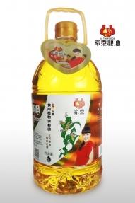 5L家泰压榨玉米食用植物调和油--升级珍品
