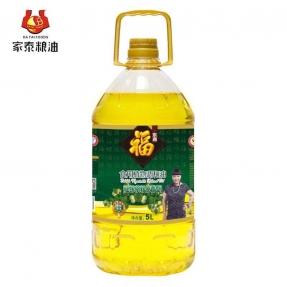 5L福东鼎万博体育登录app茶籽食用植物调和油(4瓶装)