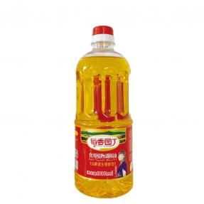 900ML稻香园丁万博体育登录app花生食用植物调和油(15瓶装)