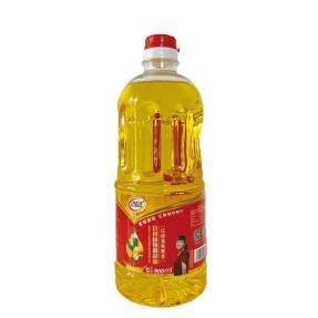 900ML家泰压榨花生食用植物调和油(15瓶装)