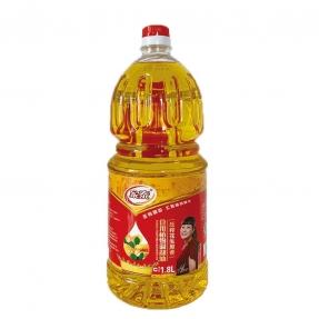 1.8L家泰压榨花生食用植物调和油(6瓶装)