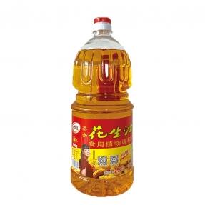 1.8L家泰特制花生香食用植物调和油