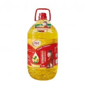 5L新万博官网manbet下载万博体育登录app花生食用植物调和油(多力瓶)