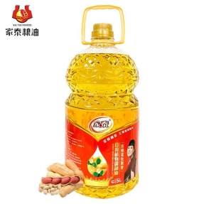 5L新万博官网manbet下载万博体育登录app花生食用植物调和油(葫芦瓶)
