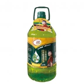 5L新万博官网manbet下载山茶橄榄食用植物调和油(深绿)