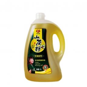 丽江5L伟德体育平台山茶籽食用植物调和油(磨砂瓶配礼袋)