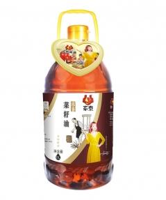 5L伟德体育平台浓香菜籽油(四级)--升级珍品