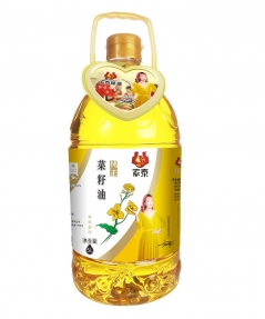 5L伟德体育平台纯正菜籽油(一级)--升级珍品