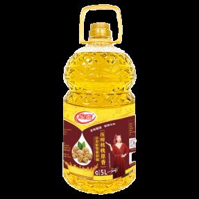 5L新万博官网manbet下载万博体育登录app核桃食用植物调和油(4瓶装)