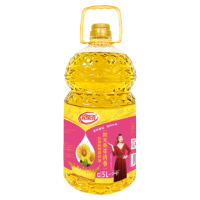 5L新万博官网manbet下载阳光葵花清香食用植物调和油(4瓶装)