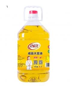 5L家泰成品大豆油一级餐饮专用