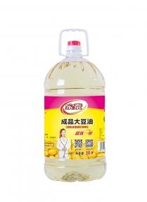 内蒙古10L伟德体育平台成品大豆油一级餐饮专用油
