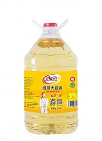 内蒙古20L伟德体育平台成品大豆油一级餐饮专用油