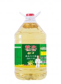 山西20升赣欣非转基因一级成品大豆油