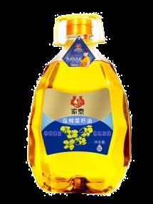 5L钻石版伟德体育手机版菜籽油非转基因一级