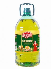 5L居家旺伟德体育手机版茶籽食用植物调和油