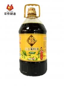 5L福东鼎浓香菜籽油 四级菜