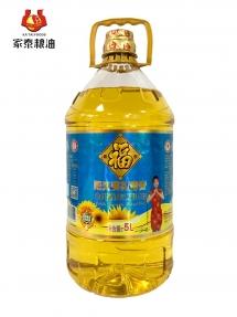 5L福东鼎葵花清香调和油